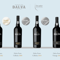 Dalva e Quinta de Ventozelo distinguidos no Decanter World Wine Awards 2020