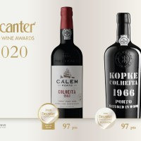 Performance histórica das Casas Kopke, Cálem e Barros no Decanter World Wine Awards
