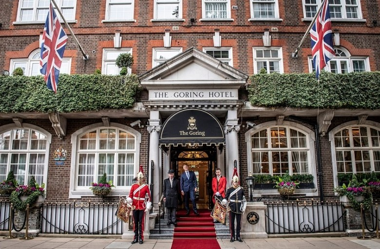 PFV Prize 2021 - Reino Unido - Jeremy Goring, The Goring Hote