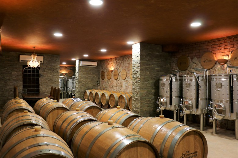 The Winemaker Experience -  Private Winemaker Room