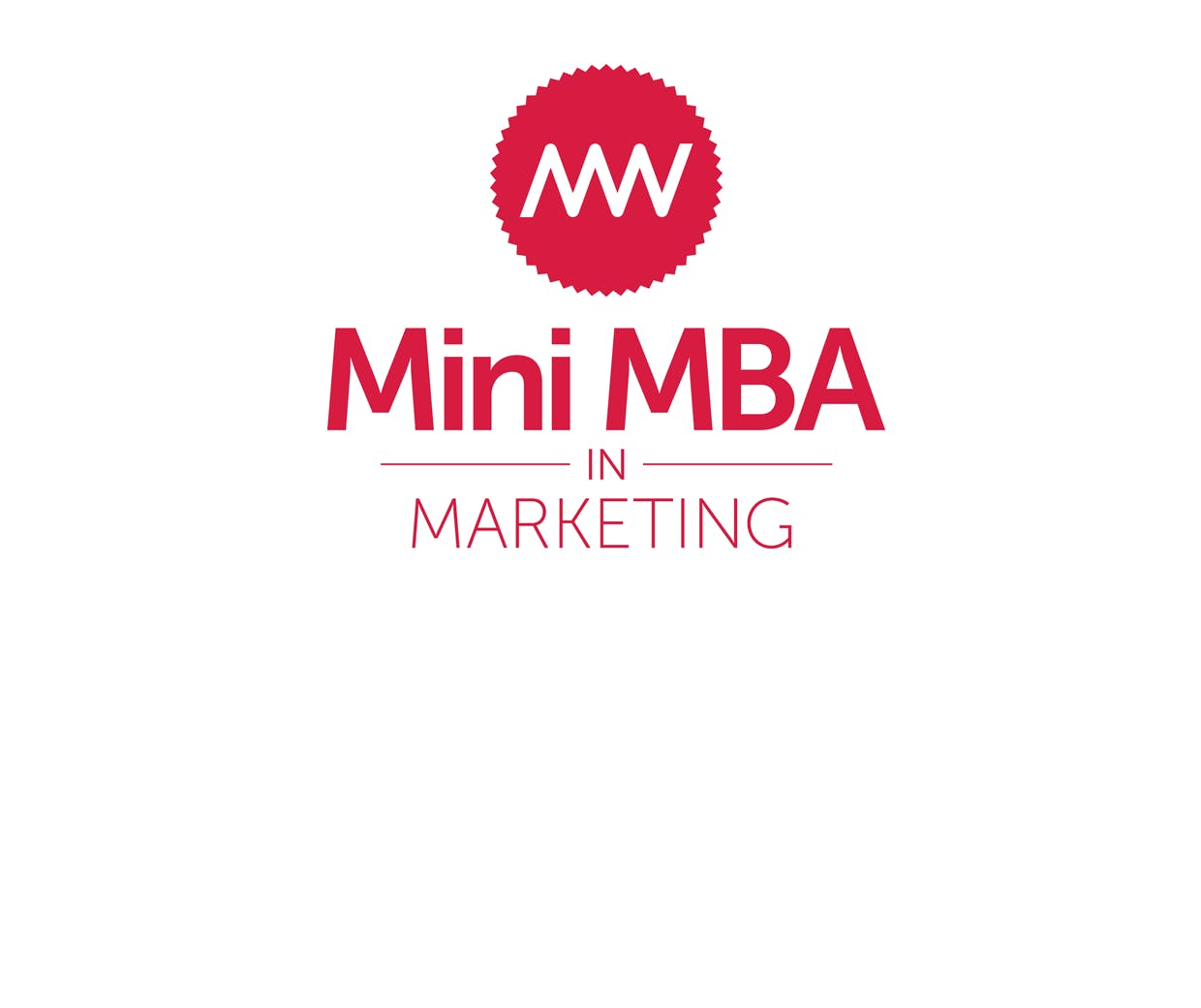 The Marketing Week Mini MBA in marketing returns in ...