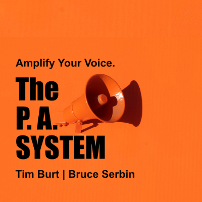 The Burt and Bruce Serbin - The P. A. System