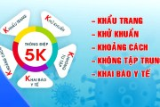 Bộ Y tế khuyến cáo   Marketing y tế – Healthcare Marketing | Since 2012 thong diep 5k bo y te