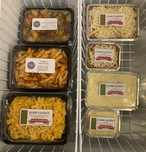 Market Junction and the Cozy Cup Cafe Cremona Alberta Take Home Meals Comfort Food Homemade Mouthwatering Meals Lasagna And Assorted Pasta Dishes and Pasta Dishes Cremona Alberta Artisan Market Explore Alberta
