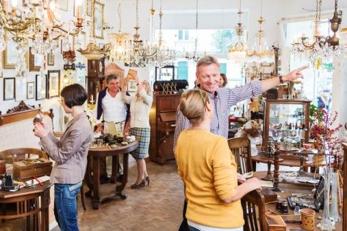 SEO Keywords for Antique Stores