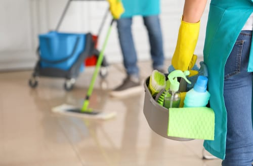 How to get a cleaning company to the top of Google Maps