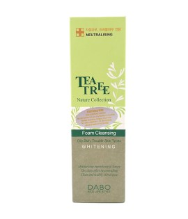 8809351952264 TEA TREE NATURE COLLECTION FOAM CLEANSING