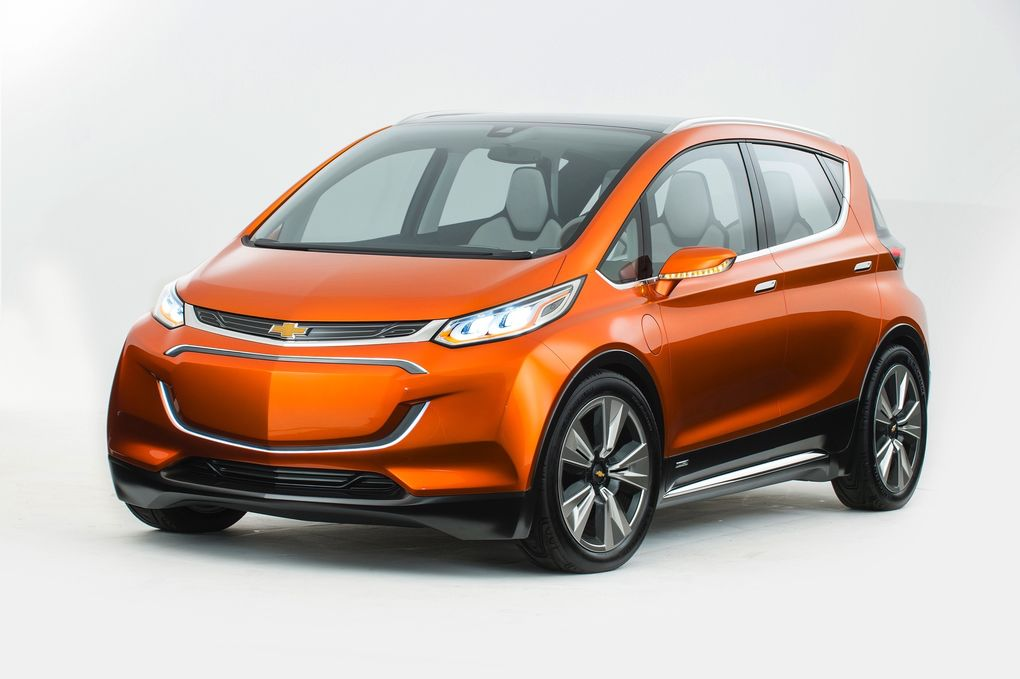 GM\'s Chevy Bolt the First Car Built for Ride Sharing - Market Mad House