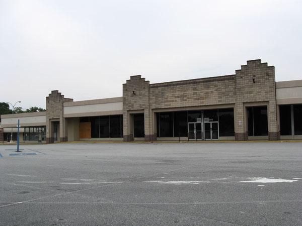 dead mall