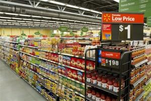 Walmart Inside