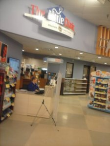 Kroger's answer to the CVS Minute Clinics the Little Clinic in Colorado Springs.