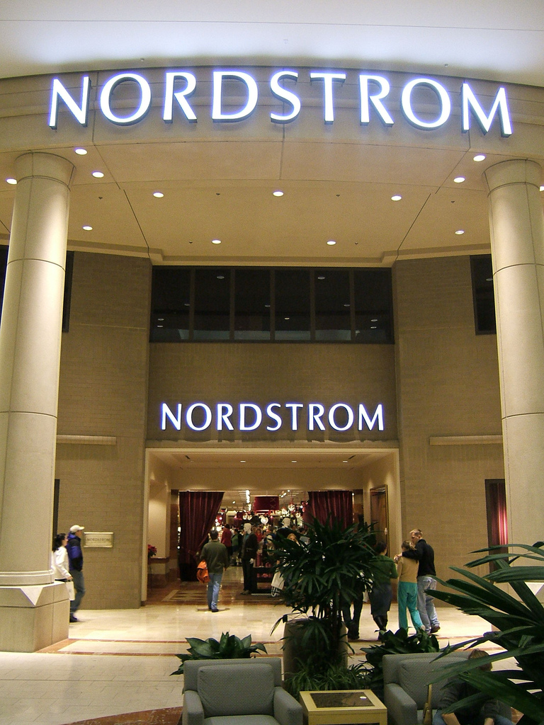 Nordstrom, Inc. is an American upscale fashion retailer, which is headquartered in Seattle, Washington. The company's products include clothing, shoes, accessories, beauty & fragrance.