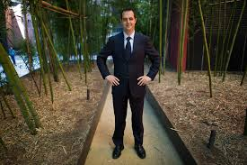 Renaud Laplanche, Lending Club's CEO, yes he's from France.