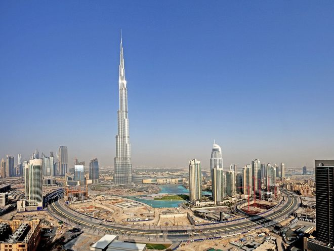 Dubai one of the world's most modern cities would be an ideal home for Hyperloop.