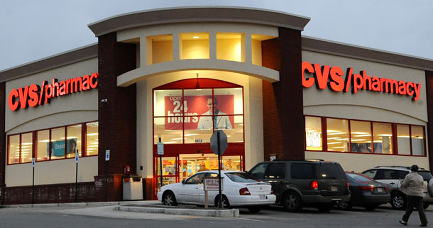 cvs the value in health market mad house