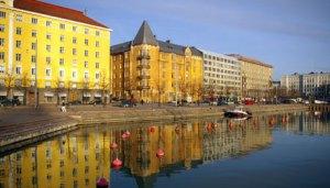 Helsinki in the fall