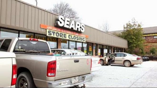 Sears-Closing