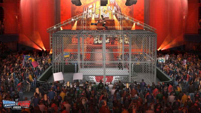 WWE_SvR2011_HellinACell_Arena