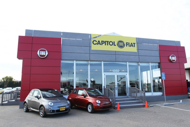 FIAT Dealership