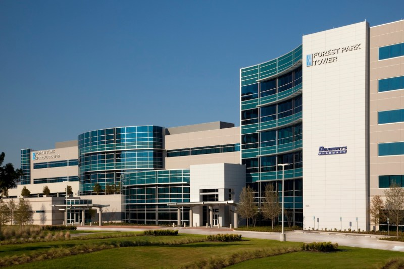 Forest Park Medical Center, the Dallas hospital that closed in November because it could not cover payroll.