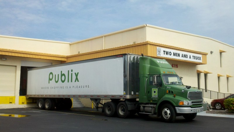 Publix and BB BS