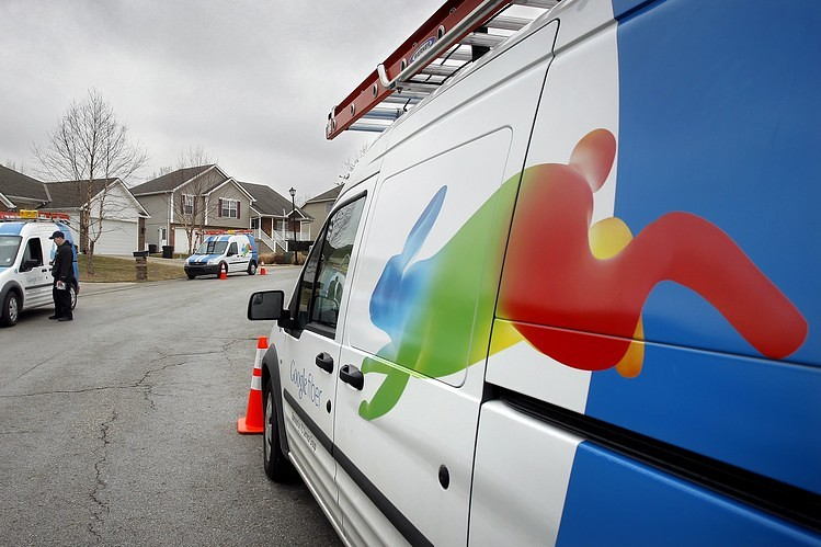 google-fiber-sign-logo-van