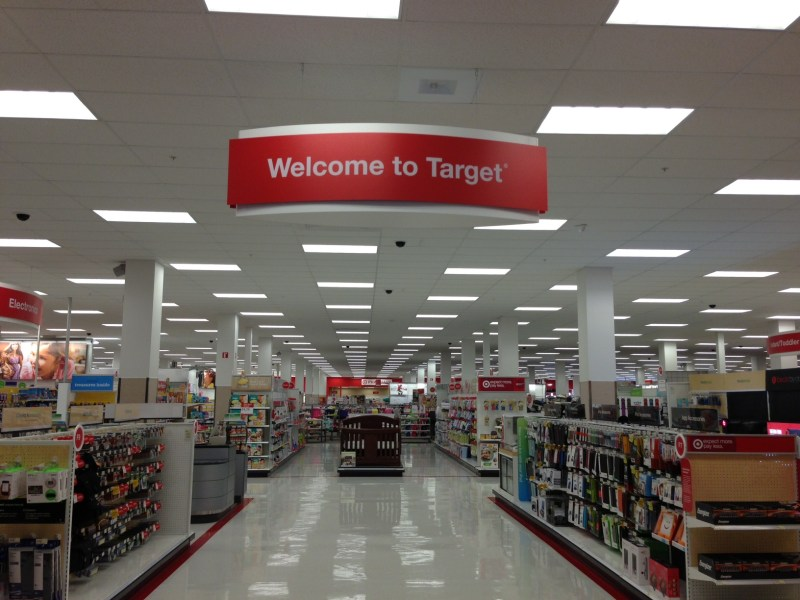 Target-welcome