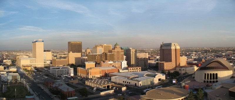 82.2% of the population in El Paso County, Texas is Hispanic.