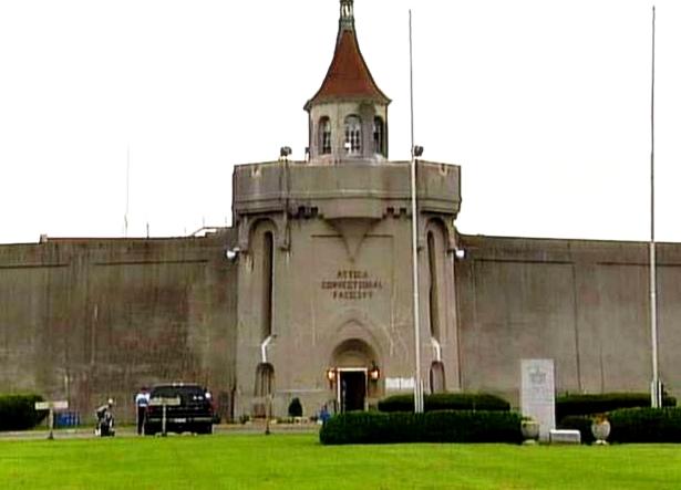 2. Attica Correctional Facility (New York)