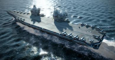 The Surprising Return of the Aircraft Carrier