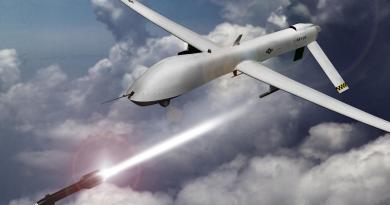 The Age of Drone Warfare has begun