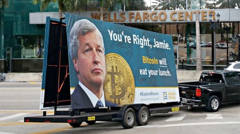 Why is Jamie Dimon so afraid of Bitcoin?