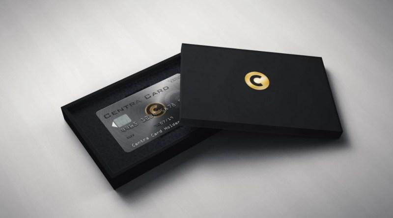Centra prepaid card