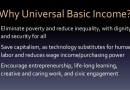 Basic Income is an Inherently Conservative Solution