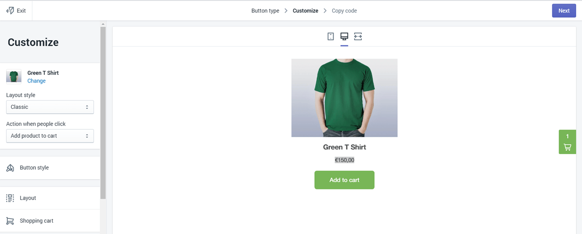 Shopify Lite Store Creation