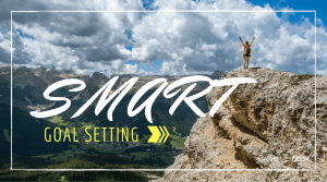 Goal Setting for the Future Market Stall Owner