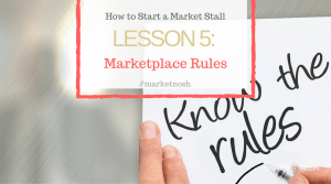 Lesson 5: Marketplace Rules