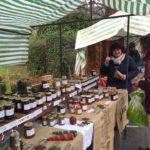 Farsley Farmers Market, Market Nosh, Beekeepers