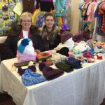 Farsley Farmers Market, Market Nosh, Knitwear