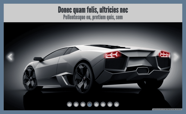 Pure CSS3 Image Slider with Responsive Design - Plugins ...