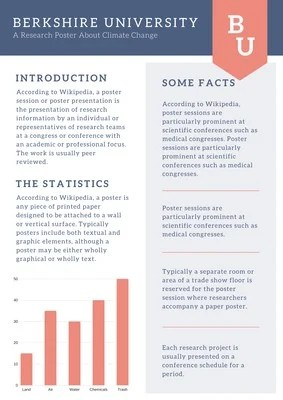 research posters templates to customize