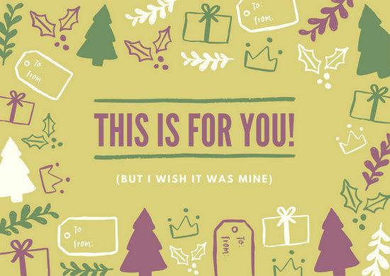 Customize 418 Christmas Card Templates Online Canva
