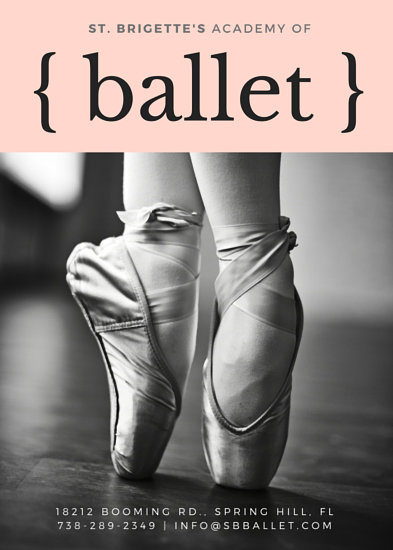 Customize 83 Dance Flyer Templates Online Canva