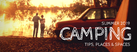 Camping Facebook Covers