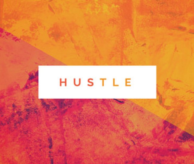 Hustle Motivational Desktop Wallpaper