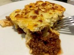 Banting Lasagna