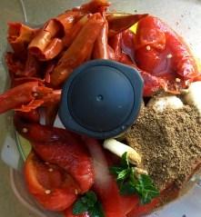 Roasted Pepper Pesto