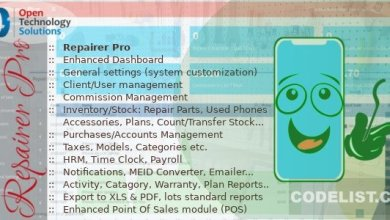 Photo of Repairer Pro v1.2.0 – Repairs, HRM, CRM & much more