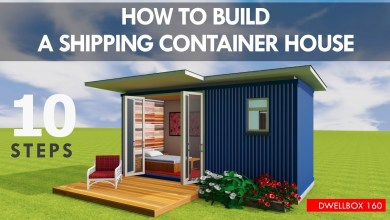 Photo of Build A Container Home In Easy Way (Step by Step)