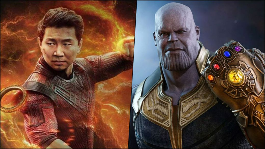 The mad titan thanos seeks the infinity stones to bend the universe to his indomitable will, but courageous heroes are assembling to stand in his path to. Shang Chi Thanos Infinity Gauntlet Inspired The Redesign Of The Ten Rings Market Research Telecast